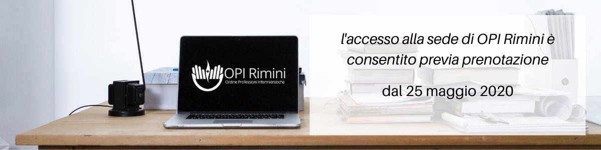 Prenotazioni appuntamenti OPI Rimini