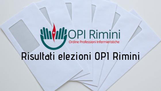 Eletti i componenti del nuovo direttivo di OPI Rimini