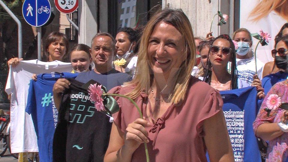 Incontro pubblico con la candidata sindaco Gloria Lisi – 01/09/21
