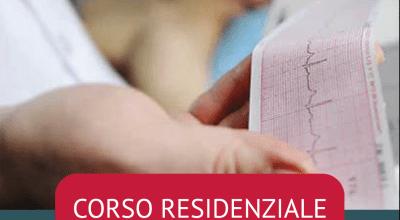 29/9/21 – Corso residenziale teorico-pratico di lettura e interpretazione dell'Elettrocardiogramma (Modulo Base)